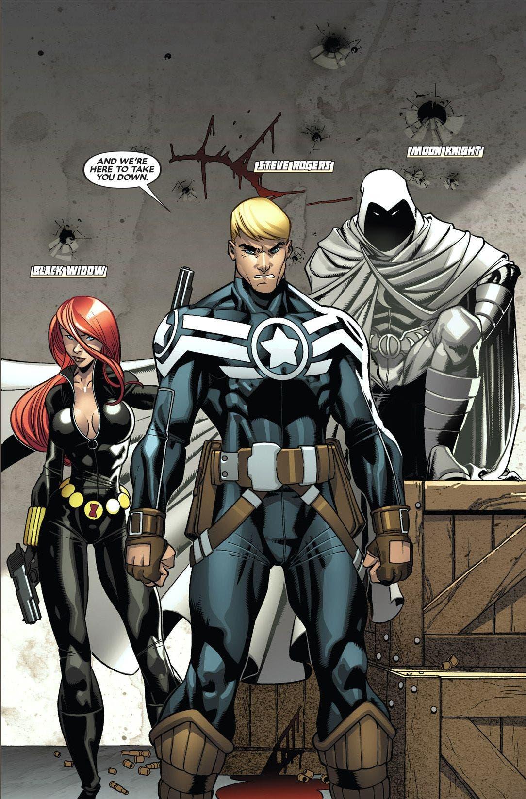 secret avengers