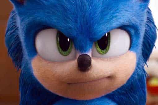 Sonic: La película. La versión de Baby Sonic te va a enamorar