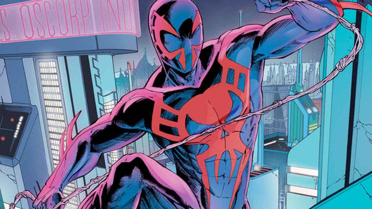 Marvel le da un final feliz a Spider-Man 2099