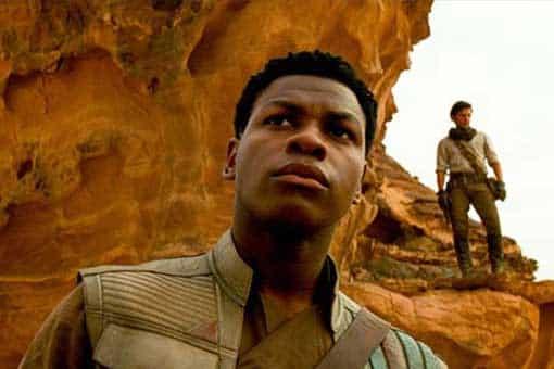Star Wars 9: John Boyega reveló la reacción de Disney ante la filtración del guion