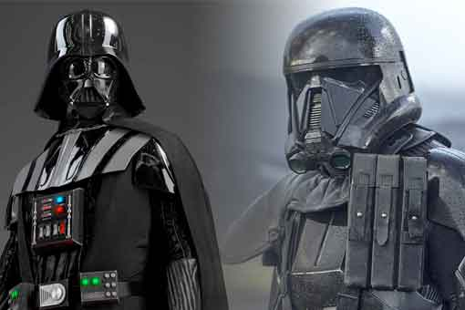 Star Wars revela para qué usaba Darth Vader a los Death Troopers