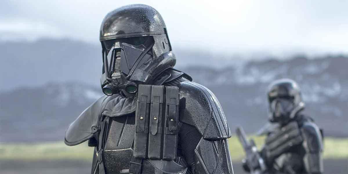 Star Wars revela para qué usaba Darth Vader a los Death Troopers