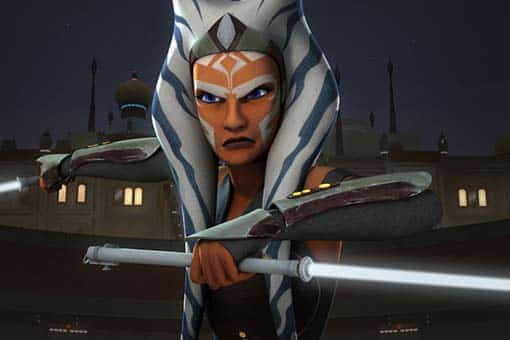 Star Wars: El ascenso de Skywalker podría tener a Ahsoka Tano