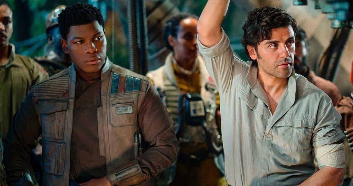 Star Wars: El ascenso de Skywalker. ¿Por qué no hubo romance entre Finn (John Boyega) y Poe (Oscar isaac)?