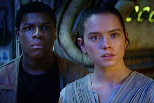 Star Wars: El ascenso de Skywalker. Se desveló que quería decirle Finn a Rey