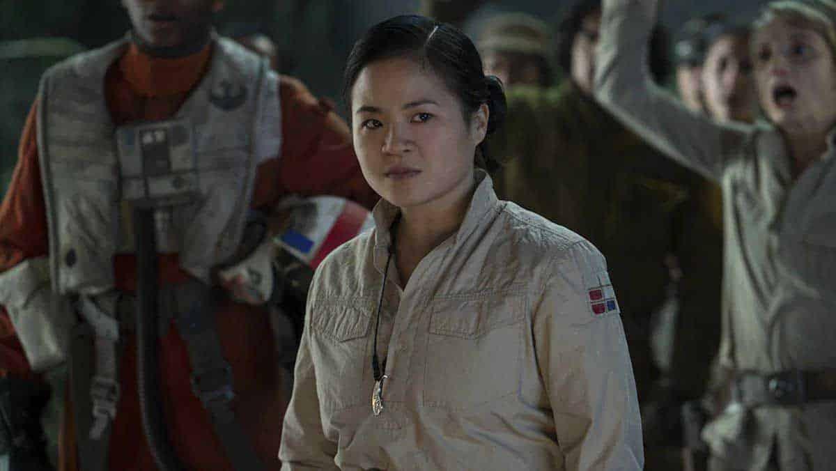 Star Wars: El ascenso de Skywalker. ¿Qué pasó con Kelly Marie Tran?