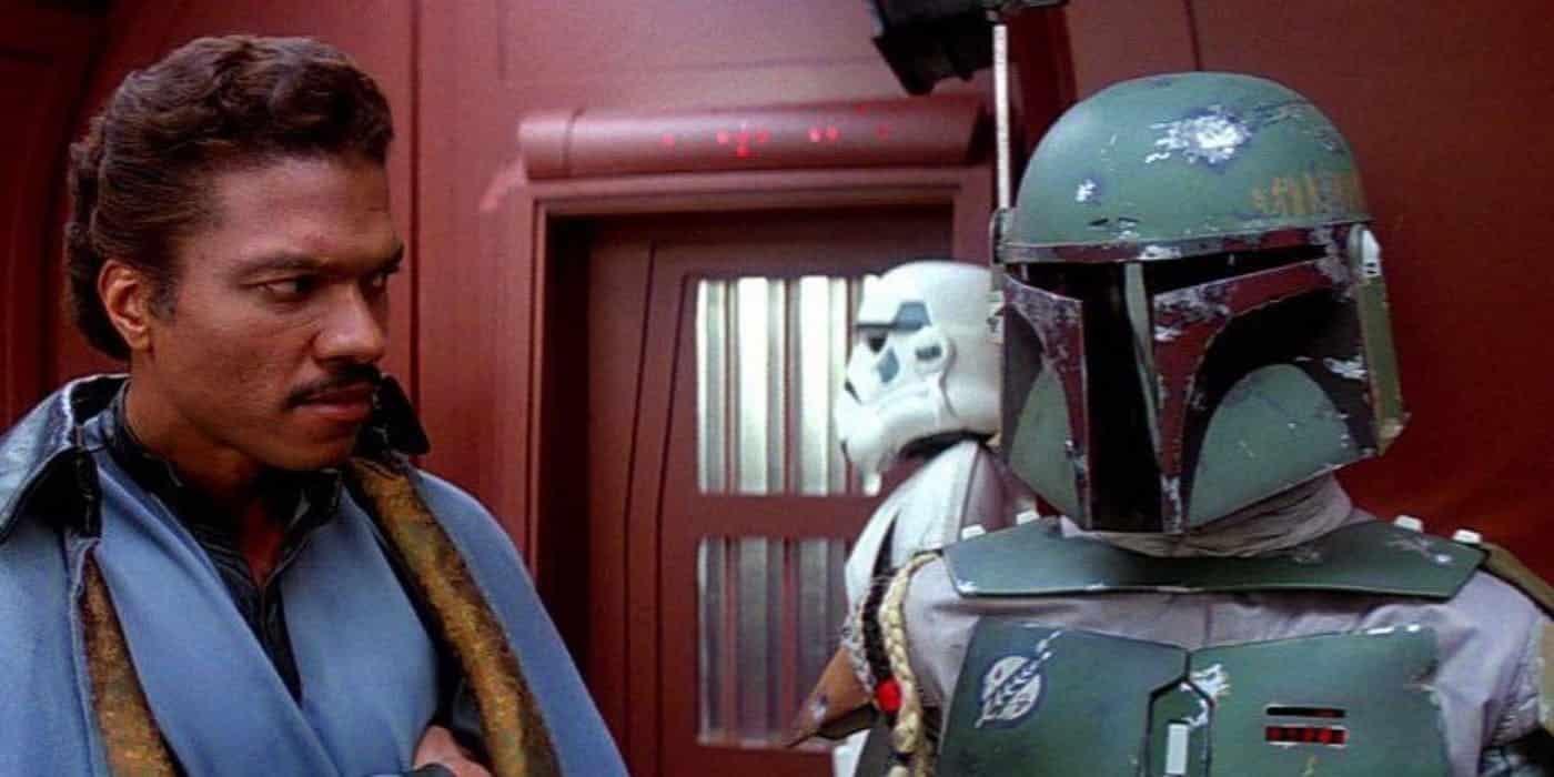 star wars the empire strikes back lando calrissian boba fett