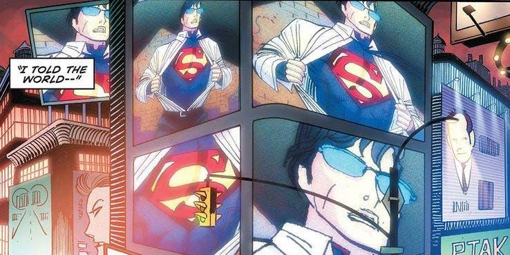 superman identidad secreta revelada