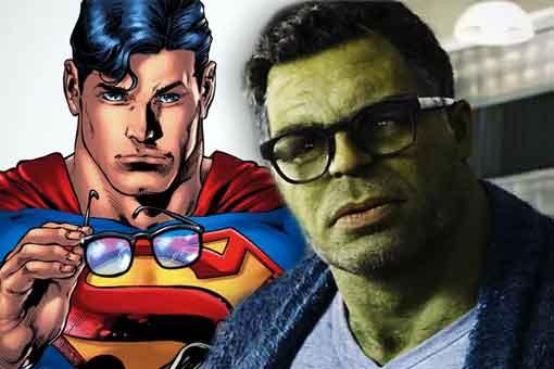 Hulk imitó a una versión de Superman en Vengadores: Endgame