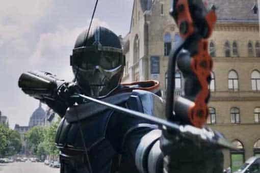 Viuda Negra: Quién es Taskmaster, el villano de la película
