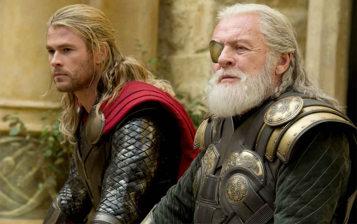 Teoría Marvel: Odín podría ser un Celestial