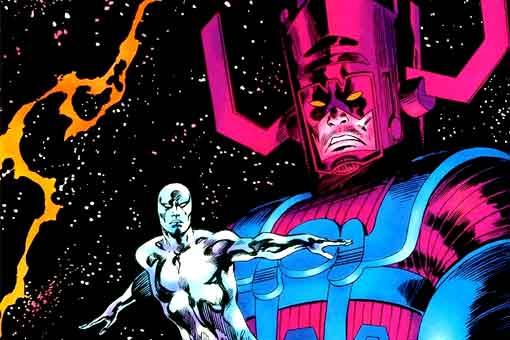 Los Vengadores reúne a los tres heraldos más poderosos de Galactus