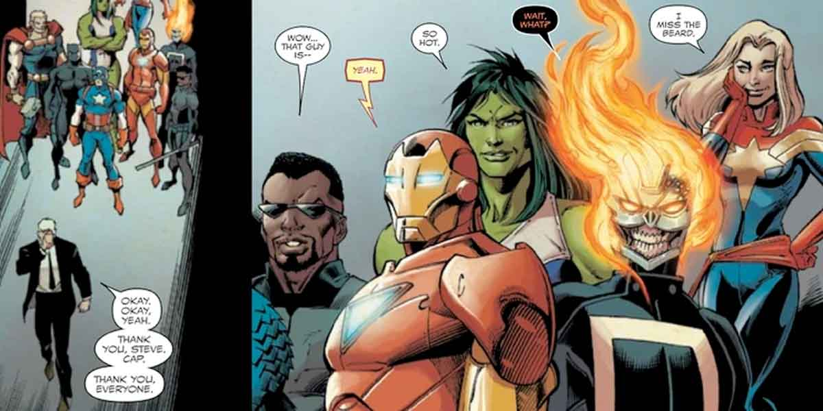 Marvel revela quien es el héroe más guapo