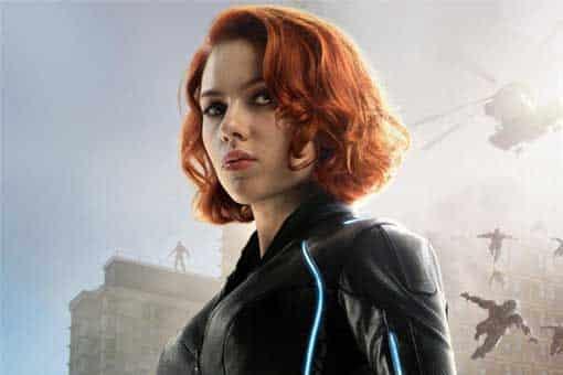 Scarlett Johansson reveló que estuvo a punto de no ser Viuda Negra
