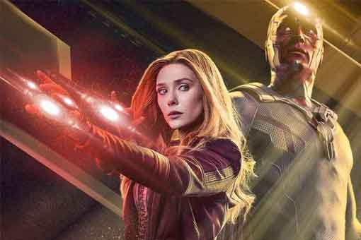 Filtran imágenes de la serie WandaVision de Marvel (SPOILERS)