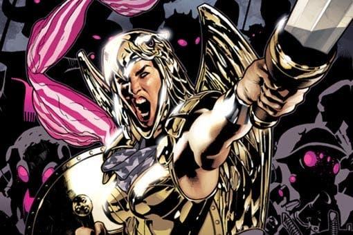 Primer tráiler de Wonder Woman 1984. Diana estrena la armadura de Kingdom Come