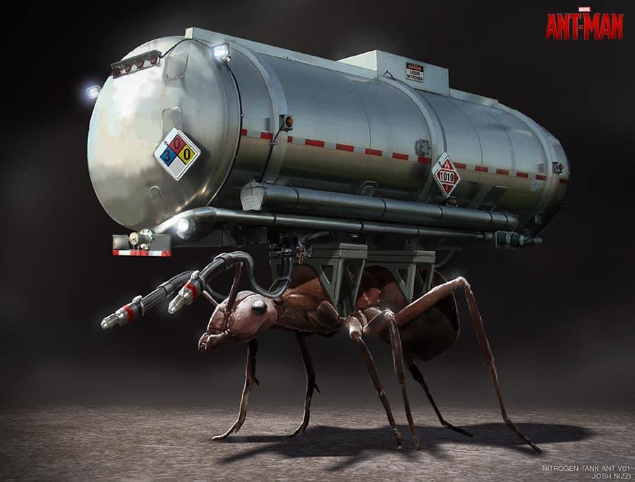 Hormiga ant-man