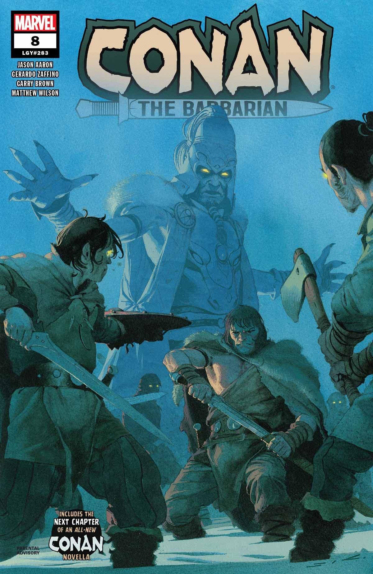 Conan el bárbaro N5