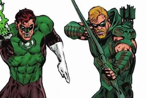 El green Lantern N8