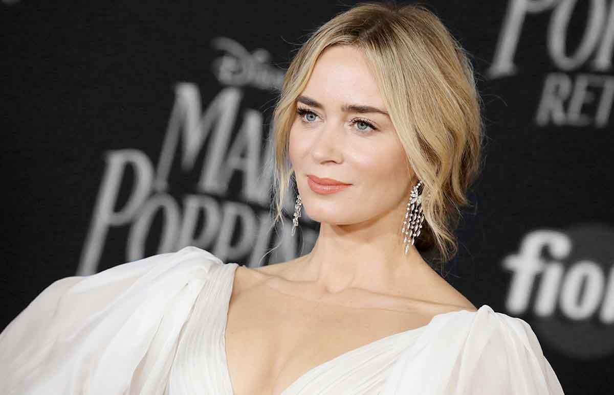 Marvel quiere ficha a la actriz Emily Blunt