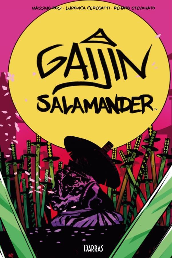 Gaijin Salamander