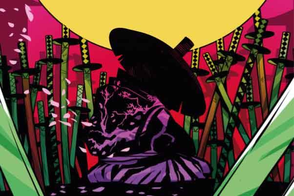 Gaijin Salamander. Honor, deber, amor, el camino de la muerte, el camino del samurái