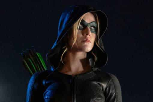 Green Arrow and the Canaries presentó sus primeras imágenes oficiales
