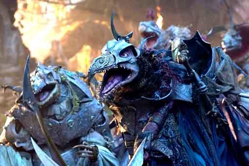 El director de la serie de El Cristal Oscuro salvó a las marionetas del fuego