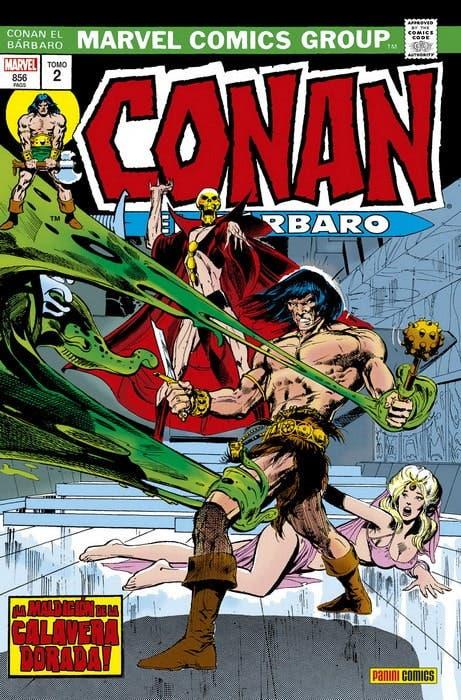 MARVEL OMNIBUS Conan el Bárbaro: La etapa Marvel original Volumen 2