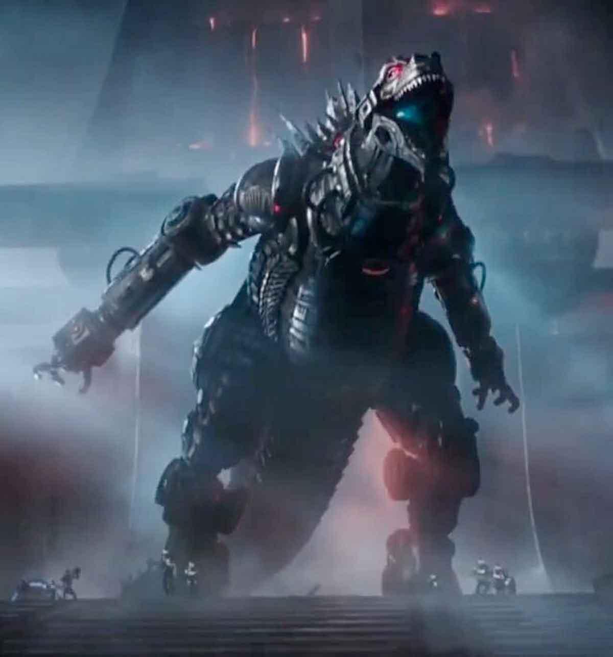 Revelan el gran villano de la película Godzilla vs Kong