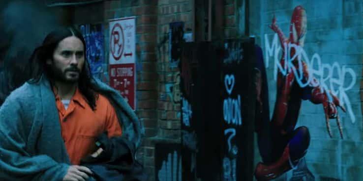 Morbius Spider-Man Jared Leto