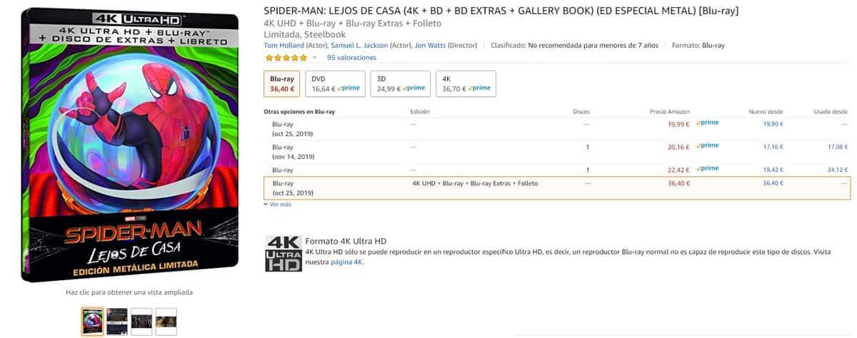 Blu-ray Steelbook