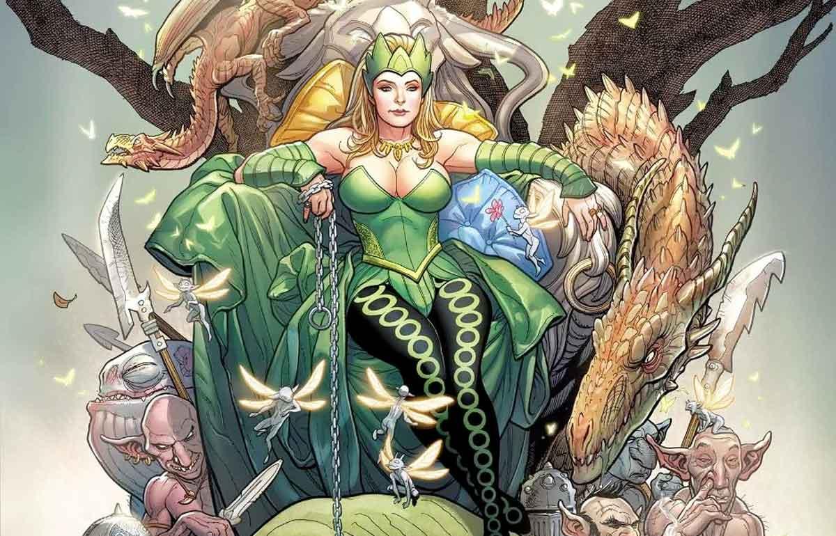 Marvel está buscando un joven Loki para la serie de Disney +