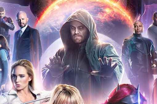 Arrow regresa convertido en otro personaje de DC Comics