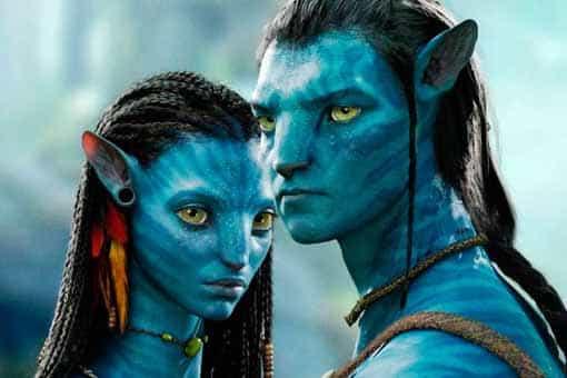 Personajes de avatar, película ecologista