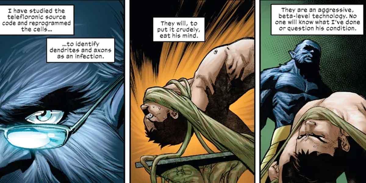 Un X-Men que ha condenado a la raza mutante