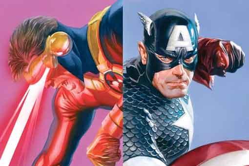 Marvel presentará de forma íntima a Capitán América y Cíclope