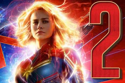 Capitana Marvel 2 ya es oficial