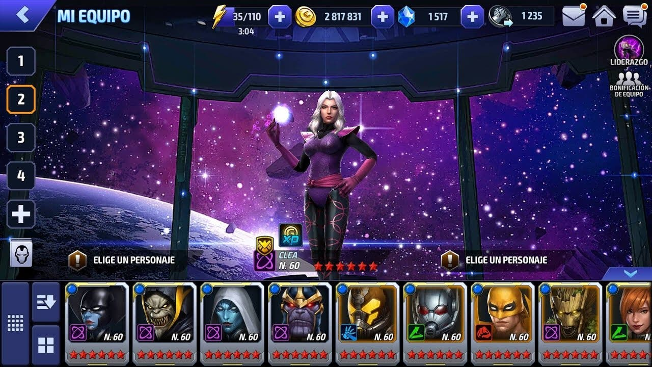 clea Marvel: Future Fight