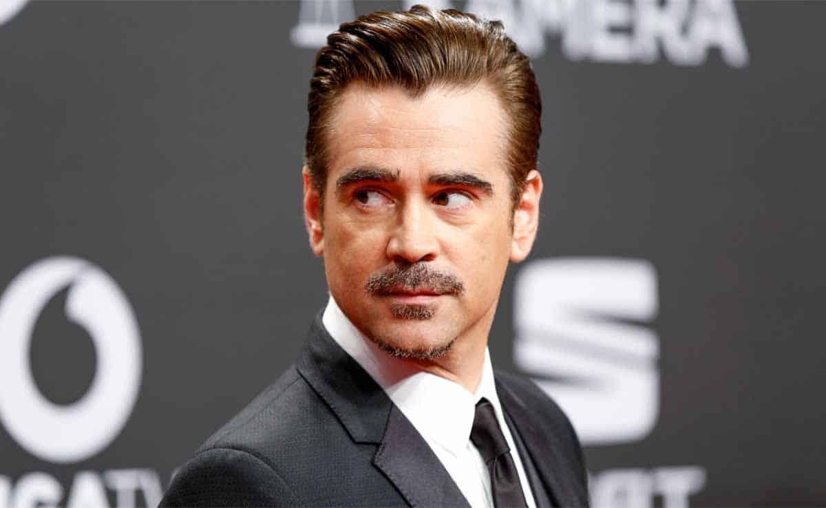 "The Batman: Colin Farrell describió el guión como ""bello y oscuro"""