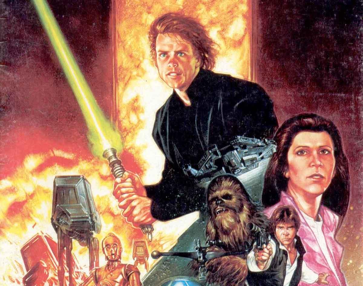 Star Wars 9 es una mala copia de Imperio Oscuro