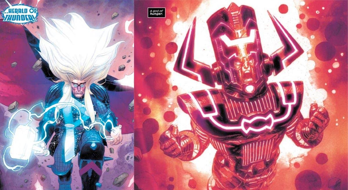 Galactus será diferente a partir de ahora