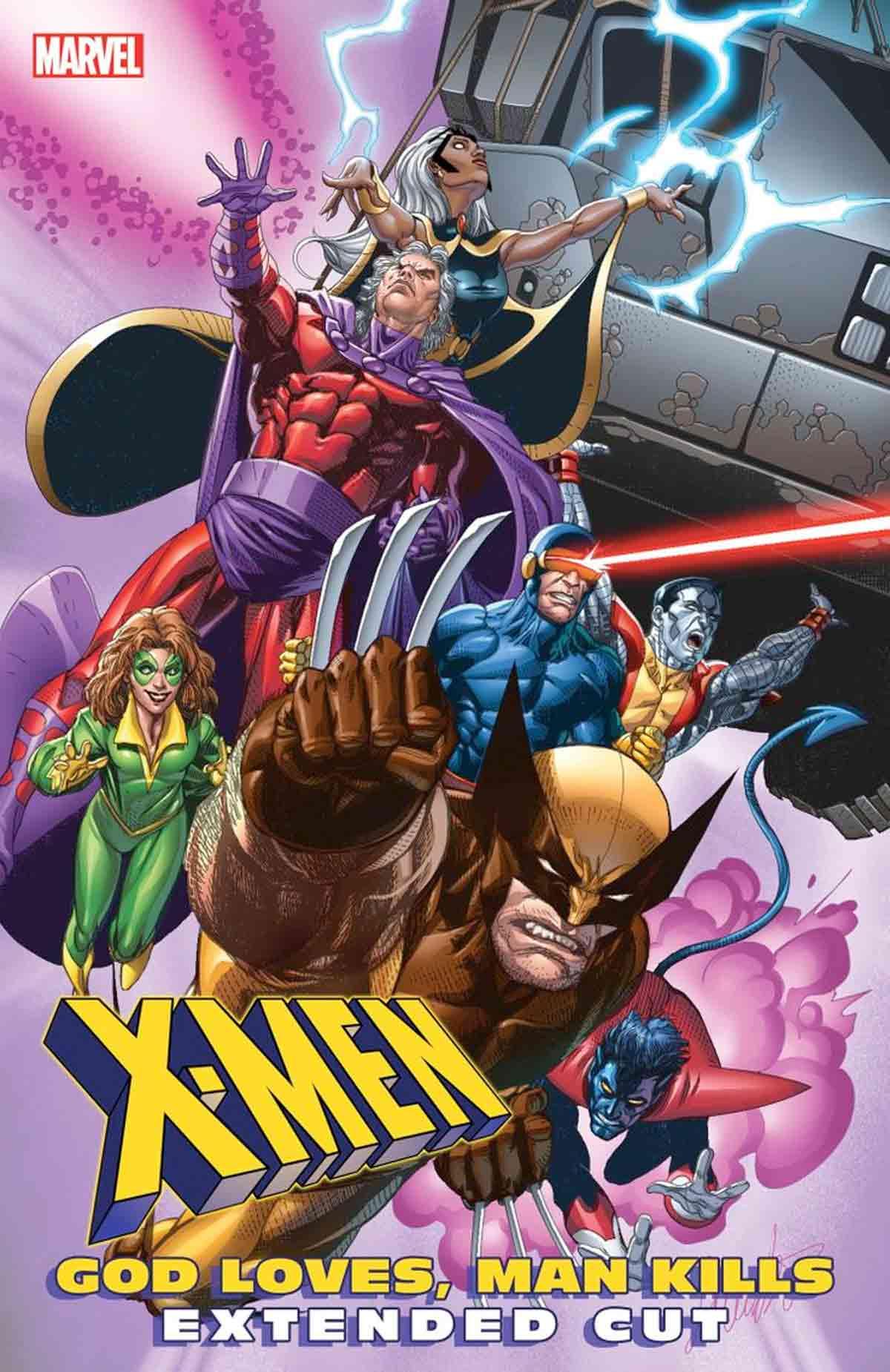 Marvel crea una versión extendida de un legendario cómic