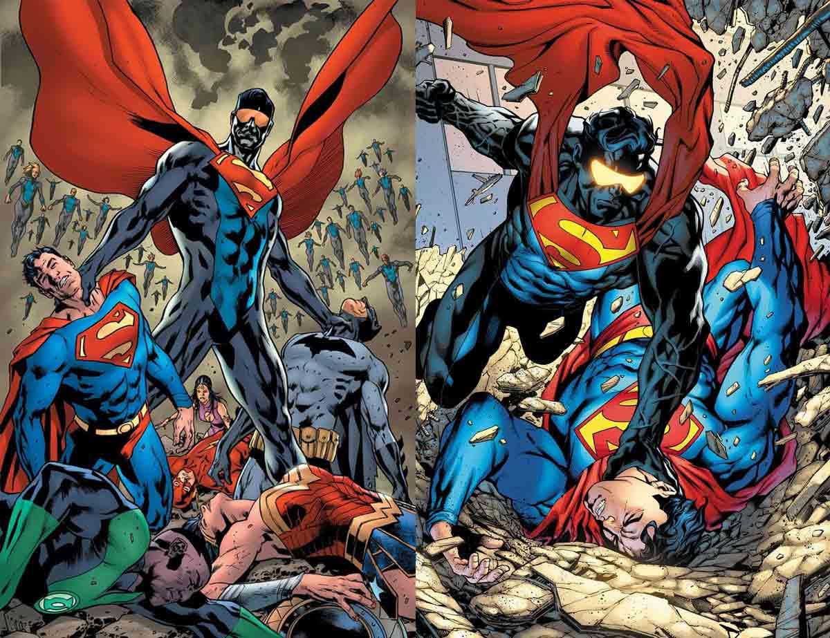 DC Comics presenta un villano capaz de machacar a Superman