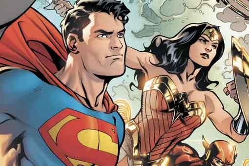 La Liga de la Justicia ha sido borrada del Universo de DC Comics