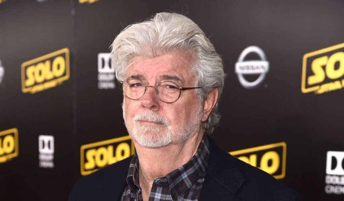 Revelado el cameo oculto de George Lucas en Star Wars 9