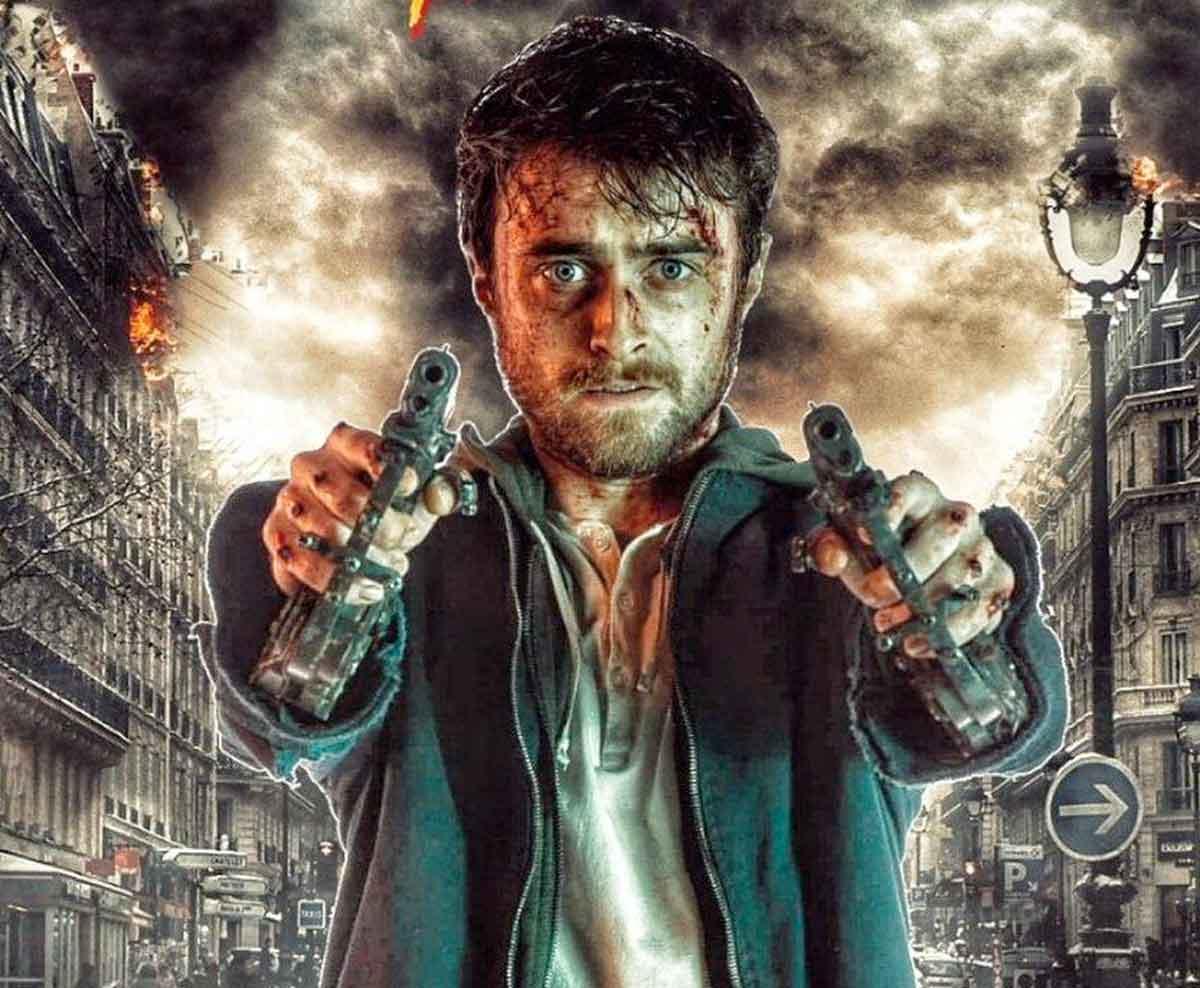 Primer tráiler de Guns Akimbo, la nueva película de Daniel Radcliffe