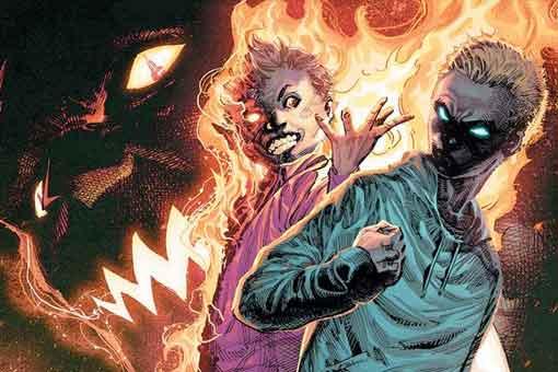 La fusión de los hijos de Venom traerá la destrucción al Universo Marvel