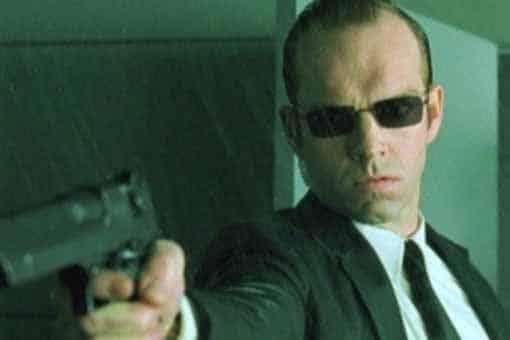 Matrix 4: Hugo Weaving explica por qué no será el Agente Smith