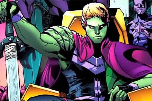 El rey del universo podría debutar en las películas de Marvel